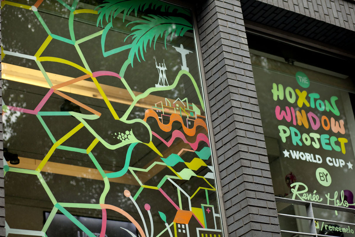 RENEE MELO LTD HOXTON WINDOW PROJECT BRAZIL WORLD CUP