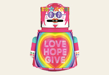 The Body Shop – Love Robot Gift
