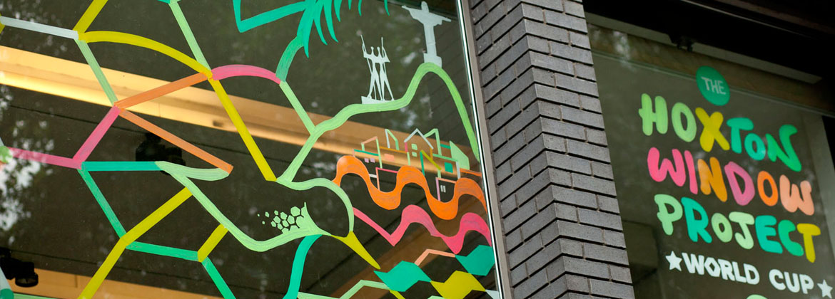 The Hoxton Window Project