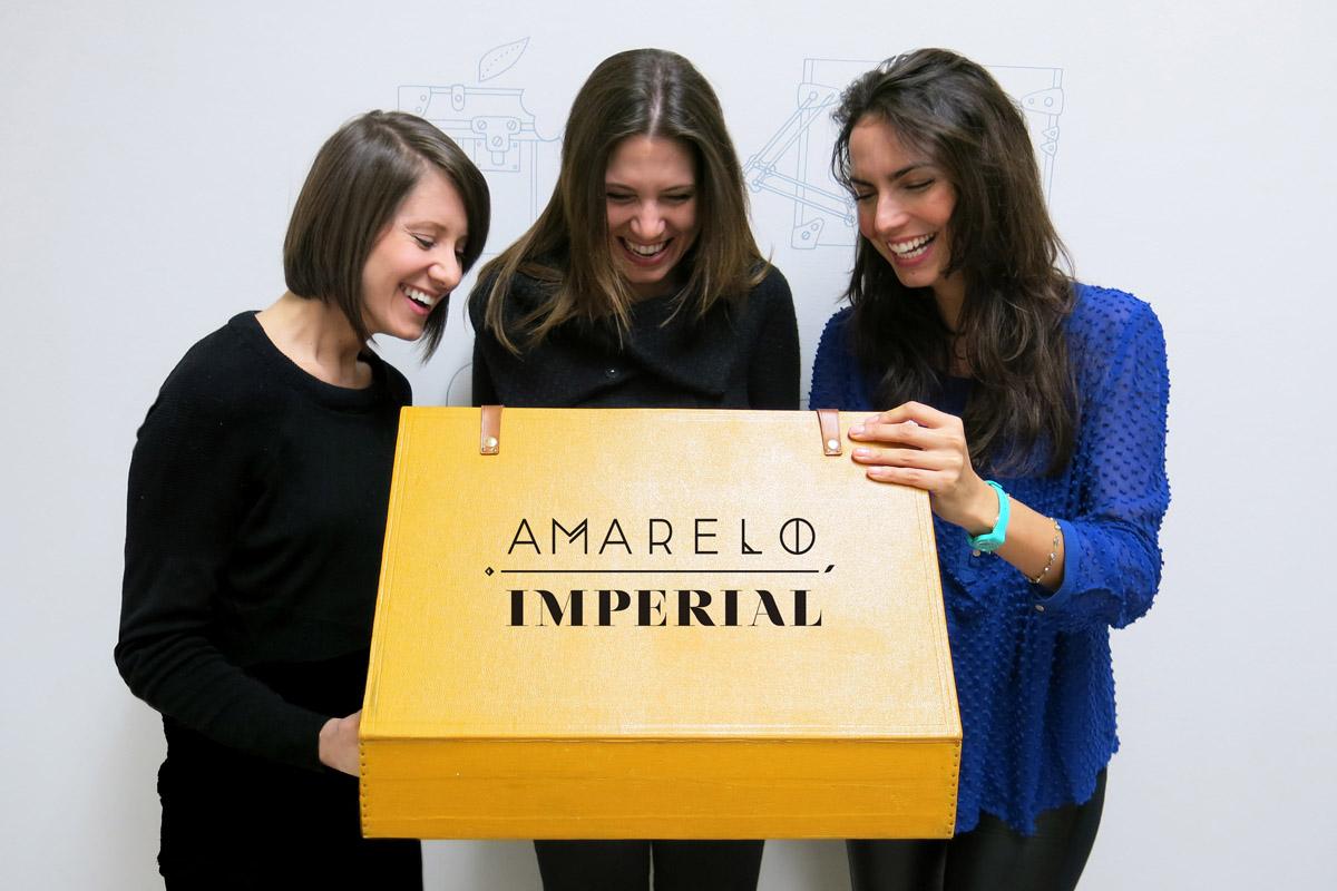 RENEE MELO LTD AMARELO IMPERIAL 01
