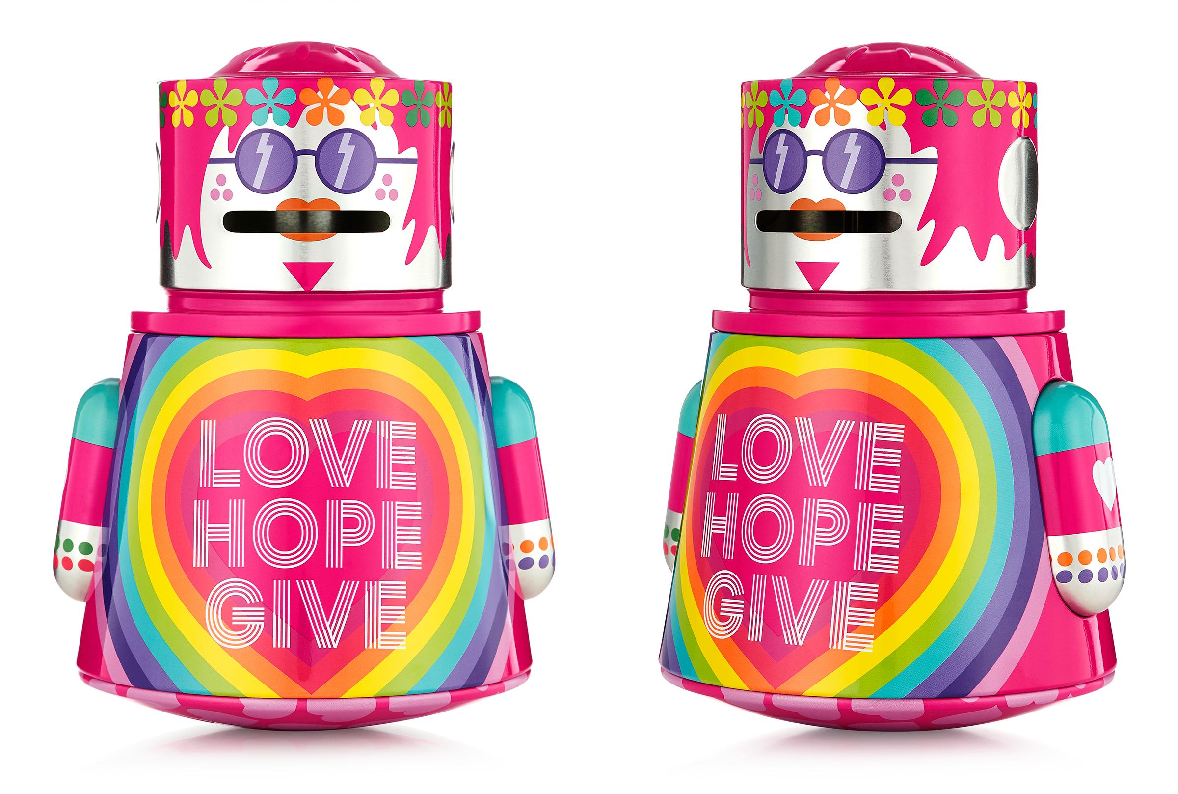 RENEE MELO LTD THE BODY SHOP LOVE ROBOT-01